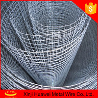high quality 10 gauge galvanized welded stainless steel wire mesh