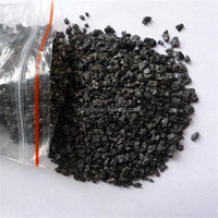 98% fix carbon low ash composition of Graphitized Petroleum Coke for gray iron smelting