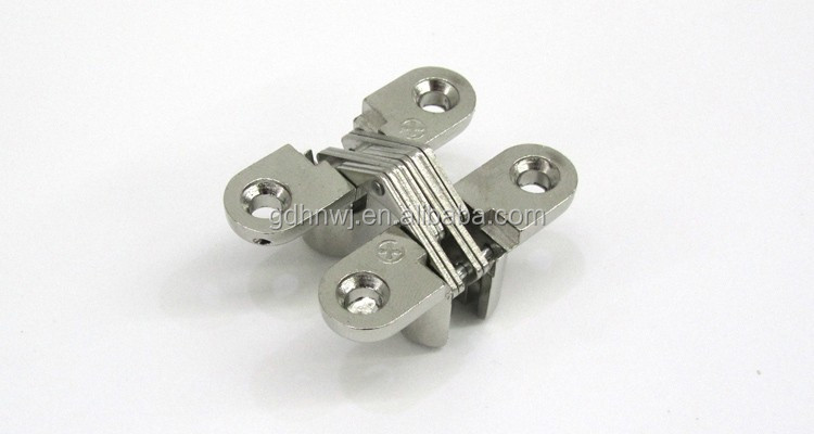 China wholesale 180 degree soft close hidden door concealed hinge