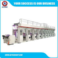 High quality roto gravure printing machine,gravure printing machine price