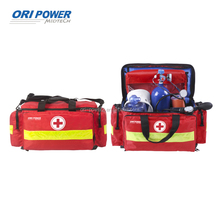 OP manufacture FDA CE ISO approved professional full-equiped rescue team survival first aid kit medical trauma bag