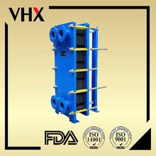 Gasket Type Milk Plate Heat Exchanger Pasteurizer on Sale