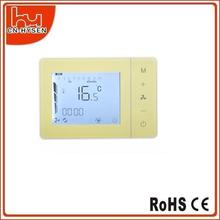 24V LCD Digital Fan Coil Room Thermostats