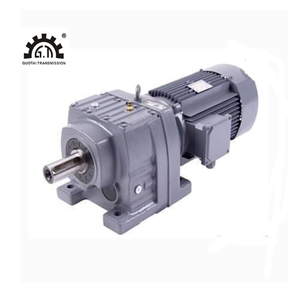R Series model R47 helical gear parallel shaft helical reduction motor