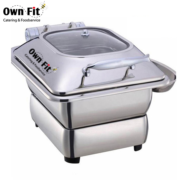 Top Quality roll top buffet chafing dish electric heater with high quality