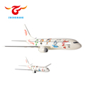 novelty product ABS polyresin air plane models metal home decor with super quality