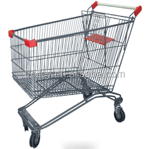 New design supermarket trolly/shopping bag trolley/grocery cart bags in high quality