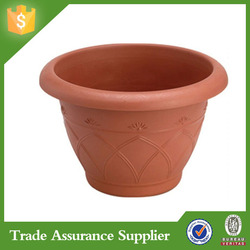 Different Style Home Garden Mini Metal Flower Pot