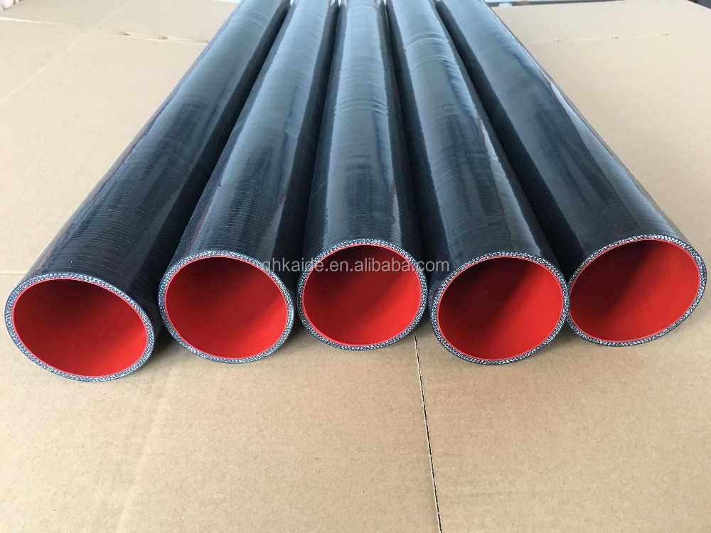 one meter straight silicone hose