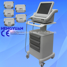 5 years warranty new model beauty machine! hifu for wrinkle removal system