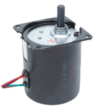 64tyd ac reversible synchronous motor for lamination and Incubator