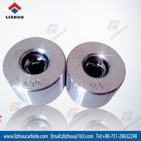 Grinding Tungsten Carbide Drawing Dies for Metal Wires