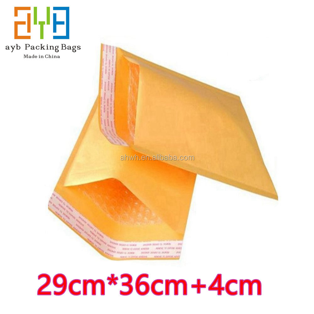 bubble express mailing bag mailer bag/ paper plastic bag