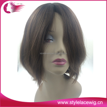 New arrival good quality natural brown jewish women wig
