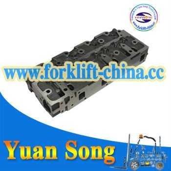 China Wholesale 4D94E Cylinder Head Parts No.YM729901-11700 For Forklift