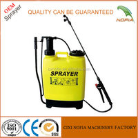 Agricultural Battery Powered Knapsack Sprayer With