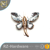 Manufacturer Wholesale Luxury Delicate Butterfly Shape