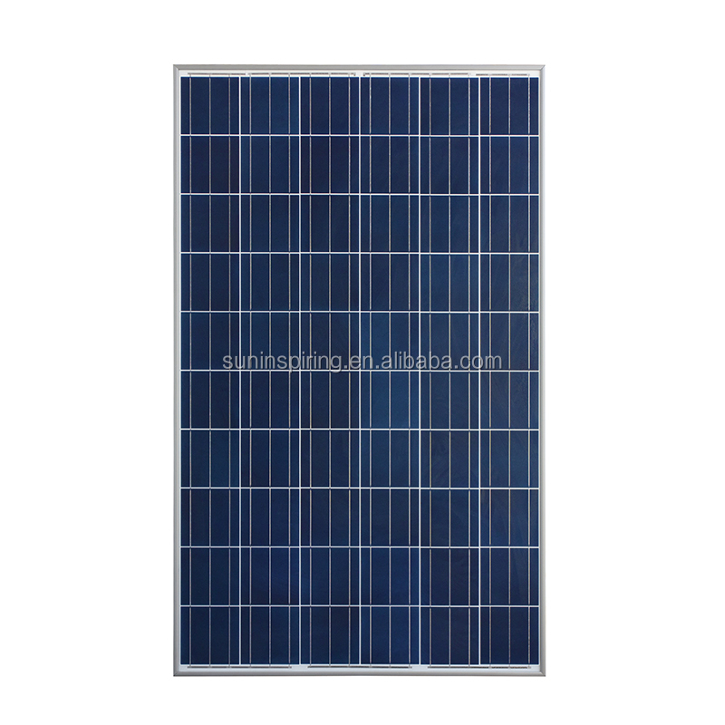 new OEM poly 270w solar panel for home used