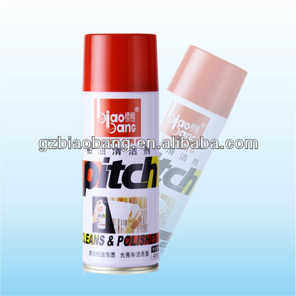 450ml pitch and stain remover for car paint