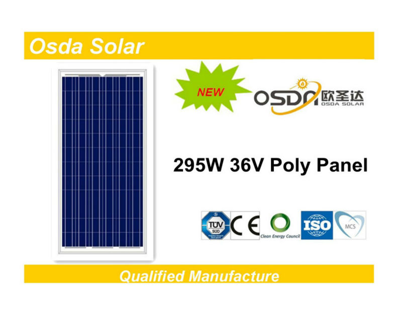 ODA295-36-P solar panels for home use and inverter