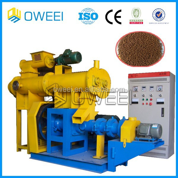 New design fish fodder pellet making machine