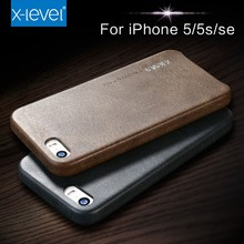 Luxury Leatherette Wholesales 4 Inch Flip Leather Case For Iphone 5
