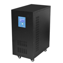 Factory price 10kw off grid hybrid solar inverter 1 phase with built-in pwm/mppt controller