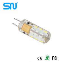 2016 New product G4 G9 LED 1.5w 2w 3.5w LED light