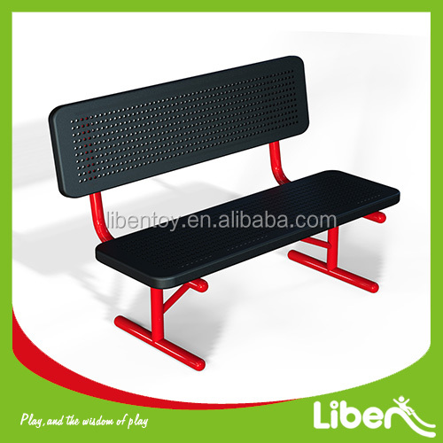 Most Competitive Price 250*250*76cm Size Metal Garden Park Bench