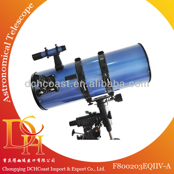 Astronomical view travel telescope