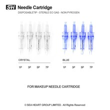Hot sell tattoo needles cartridges with OEM color
