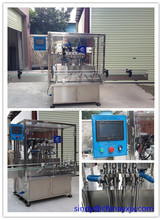 Full Automatic petroleum jelly Product filling machine