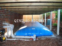 PVC pillow or onion water tank for rain water collection