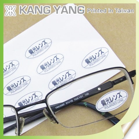 waterproof clear PVC vinyl sticker label stickers waterproof vinyl labels