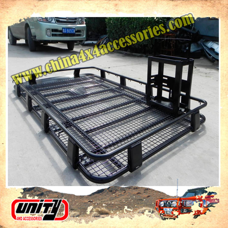2016 NEW! Car Roof Luggage rack aluminum used car roof rack for 4x4 jimny