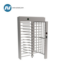 Electronic Turnstile Full Height Roto-Gate Turnstiles with tcp/ip access control keypad