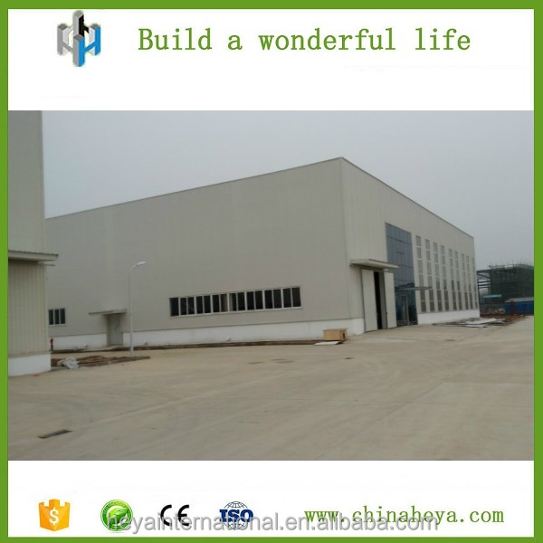 HEYA ready made agriculture warehouse for rice