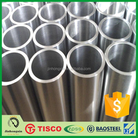 SCH10 China factory cheap welded 201 stainless steal pipe