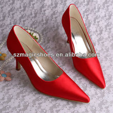 (12 Colors) Pictures of Women in High Heel Shoes Red 8CM