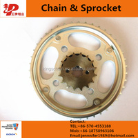 Malaysia OEM Roller Chain and Motorcycle Sprocket cd70