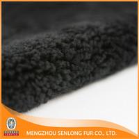 100% genuine sheepskin for cheap winter coats