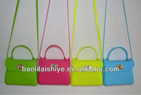 12colors stock!!! new design silicone bag