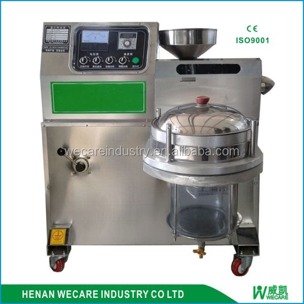 commercial grape seed oil press/oil extraction/oil expeller machine