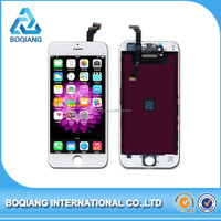 Best Price LCD Front Glass Screens Refurbishment for Apple iPhone 6