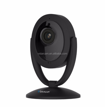 C93S H.264 IR Network Wireless WiFi 1080P IP Camera With New Black Color