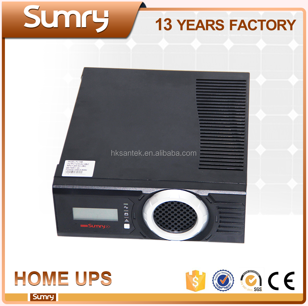 Hot Sale High Frequency Modified Sine Wave Car Battery Charge Inverter 500VA