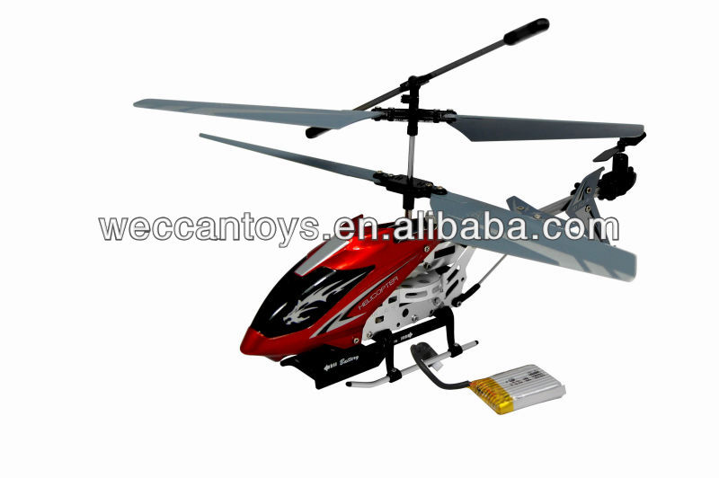 Popular and hot 3ch helicopter rc toy with gyroscope good gift for children