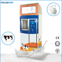 Fresh Milk Vending Machine