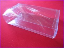 Manufacturer plastic valentine day gifts box