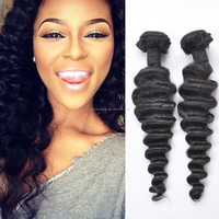 fast delivery double weft 7a8a9a dye color unprocessed100% brazilian human hair dropshipping